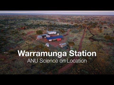 ANU Science on Location: Warramunga Seismic Station