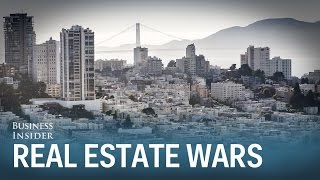 Real Estate Wars: Inside the class and culture battle that's tearing San Francisco apart