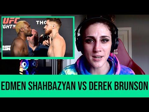 Edmen Shahbazyan vs Derek Brunson: Is the Hype Real?