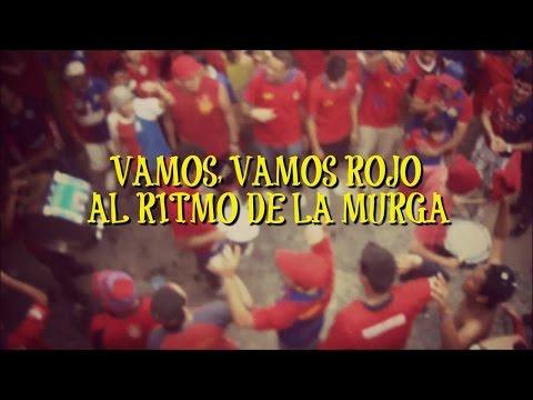 """""""Al Ritmo De La Murga • Tema Nuevo • Turba Roja"""" Barra: Turba Roja • Club: Deportivo FAS"""