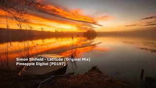 Simon Sinfield - Latitude (Original Mix)[PD197]
