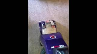 Bissell Proheat Pet Carpet Cleaner