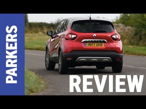 Renault Captur Review Video