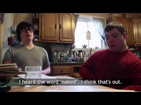 Veure vídeoDown Syndrome: Sam & Mattie's Teen Zombie Movie