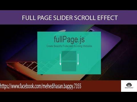 Easy/beginner/scrollify js все видео по тэгу на igrovoetv online