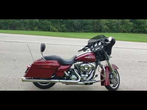 2010 Harley-Davidson Street Glide® in Big Bend, Wisconsin - Video 1
