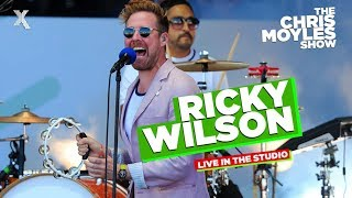 Ricky Wilson live interview | The Chris Moyles Show | Radio X