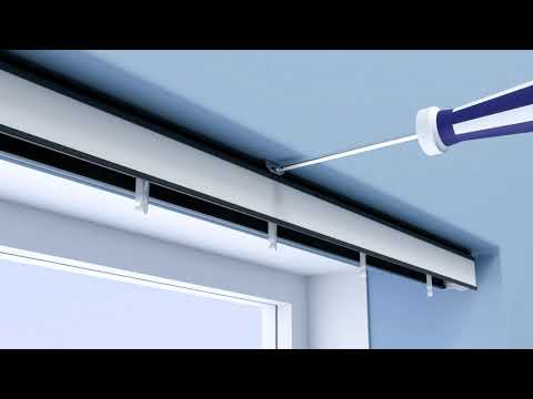 How to install Vertical blinds - Half Price Blinds