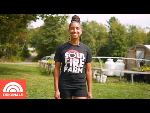How This Activist Farmer Fights Racism Through Food | TODAY Original