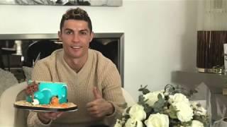 Cristiano Ronaldo DOĞUM GÜNÜ