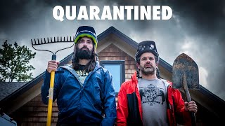 Quarantined on Berm Peak for 50 Days