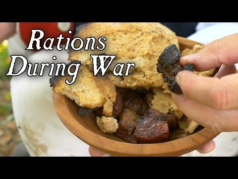 Ash Cakes and Soldier Rations – Q&A