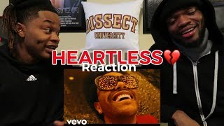 The Weeknd Heartless Official Video Review