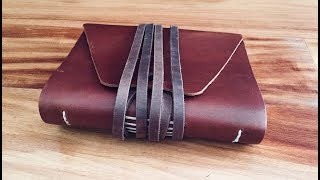 Rustico Courier Leather Journal Review