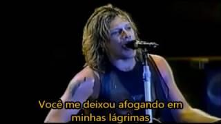 Bon Jovi - I'll Be There For You (tradução)
