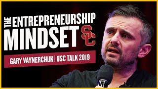 THE ENTREPRENEURS MINDSET | Gary Vaynerchuk USC Talk 2019