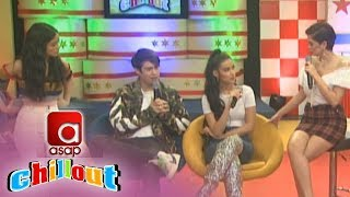 ASAP Chillout: How Liza and Enrique hang out?