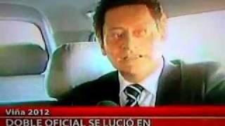 MARCELO MELLADO DOBLE DE LUIS MIGUEL NOTA DEL CANAL 13