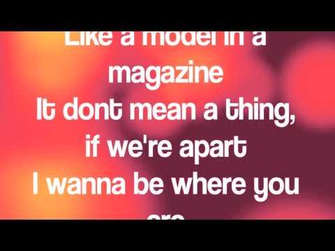 Jay sean Where You Are (Lyrics)