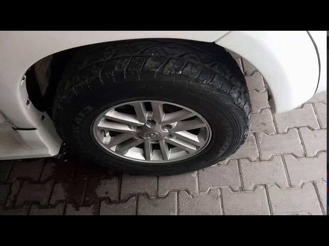 Toyota Hilux D-4D Automatic 2012 for Sale in Multan