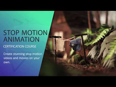 Stop Motion Animation Certification Course - YouTube