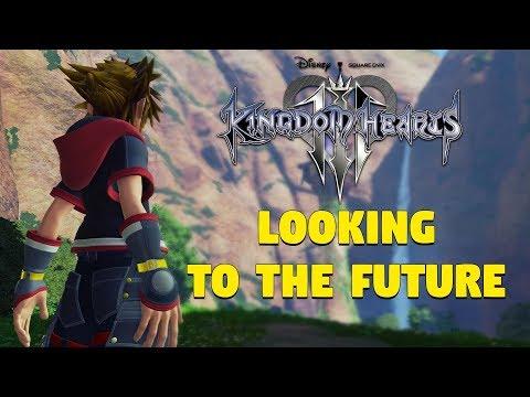 Goodbye For Now Kingdom Hearts 3