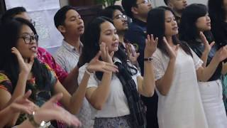 Meriahlah Ukurta Mujikenca - Pujian Permata GBKP Bandung Pusat