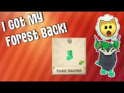 GETTING MY FOREST BACK! (Read desc ) - CraftyRayRay - Video