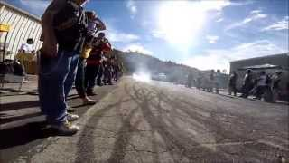 2014 Moloch MC wheelie contest