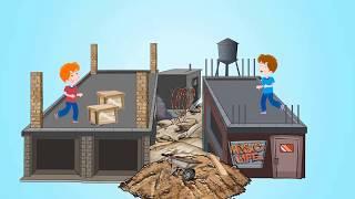 Обеспечение безопасности граждан на заброшенных, бесхозных, недостроенных объектах промышленности, коммунальной и строительной инфраструктуры