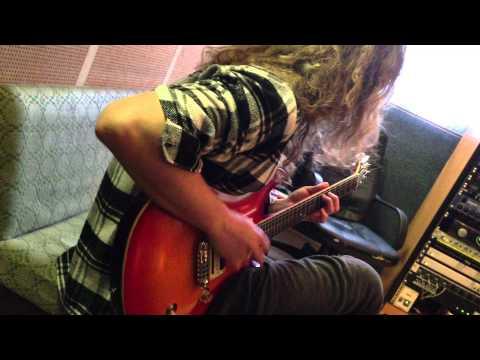 Darkside - Darkside - Inferno - Inferno - Pylath rhythm guitar