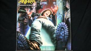 Anthrax - Lone Justice (Vinyl).wmv