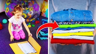 10 CRAFTS AND HACKS FOR KIDS TO STAY ORGANIZED