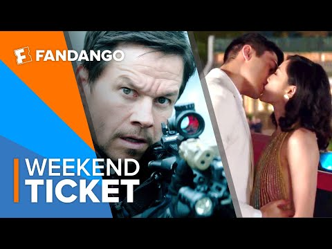In Theaters Now: Crazy Rich Asians, Alpha, Mile 22 | Weekend Ticket