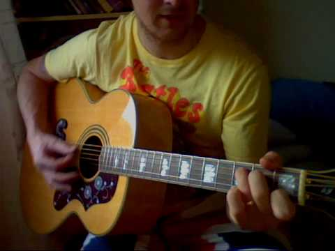 Watch from me to you by the beatles guitar lesson on YouTube
