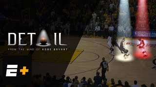 Kobe Bryant analyzes Kevin Love's ability to read defensive situations | 'Detail' Excerpt | ESPN