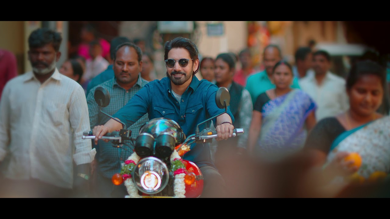 Ride With Sushanth from Ichata Vaahanamulu Nilupa Raadhu