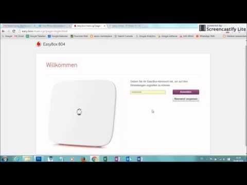 Kein Internet trotz DSL Verbindung - Neustart der EasyBox hilft / besser: Wechsel zu Fritzbox