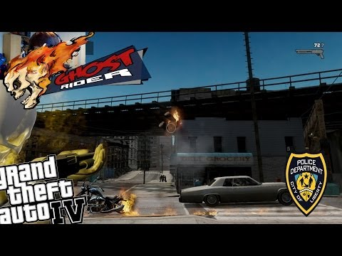 Download Gta Iv Lcpdfr Ghost Rider Police Patrol Episode 1 New He