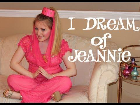 I Dream of Jeannie { Halloween Tutorial }