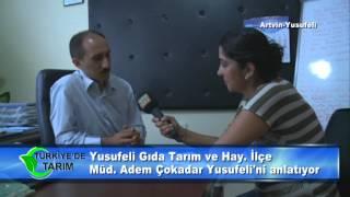 türkiyede tarım  4. bölüm 3. kısım artvin yusufeli gıda tarım ve hayvancılık ilçe müdürlüğü