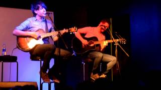 The Anthem - The Best Is Yet To Come (Acoustic) LIVE @ Live Forum [10.02.2013]