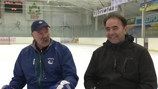 """""""Дивіться хокей на XSPORT!"""". Анонс от бывших НХЛовцев братьев Бабичей"""