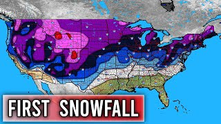 When to Expect your First Snowfall