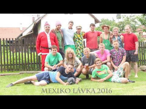 Mexiko lávka 2016