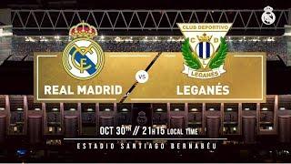 PREVIEW | Real Madrid vs Leganés