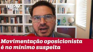 Rodrigo Constantino: Se não fosse manobra do relator, voto auditável teria sido enterrado hoje