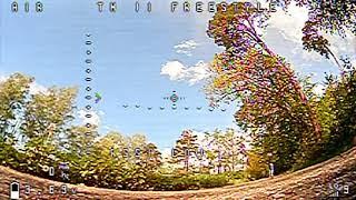First FPV flight Tinyhawk 2 Freestyle