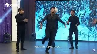 Ramil Qasanov 5 de 5 Xezer Tv Lezginka Reqsi