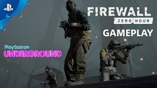 Firewall Zero Hour - PS VR Gameplay | PS Underground